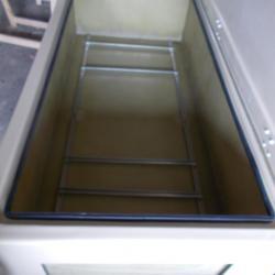 enveloppe polyester pour armoire exterieure